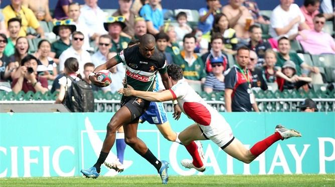 Rugby sevens Hong Kong 2013
