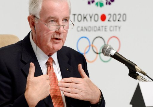 Sir Craig Reedie IOC Evaluation Commission final press conference Tokyo March 7 2013