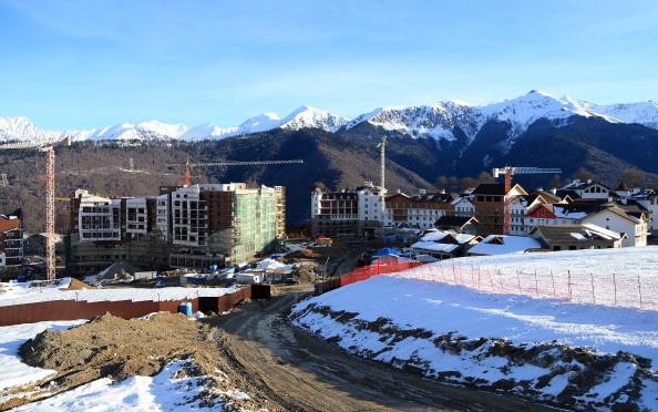Sochi 2014 Athletes Village