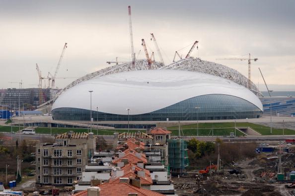 Sochi 2014 Bolshoy Ice Dome
