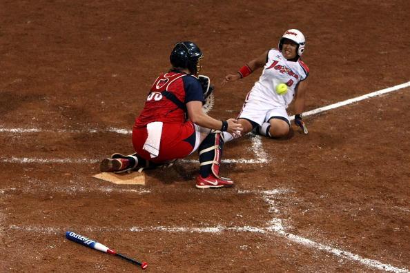 Softball Olympic Beijing 2008 final