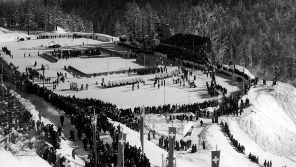 St Moritz 1948