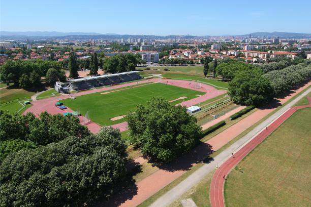 Stadium of Parilly 250313