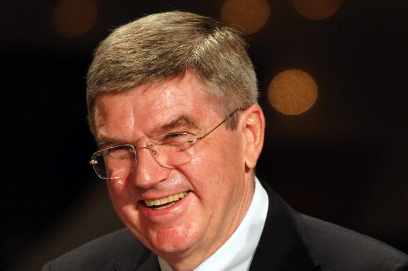 Thomas Bach is widely seen as Jacques Rogges likeliest successor