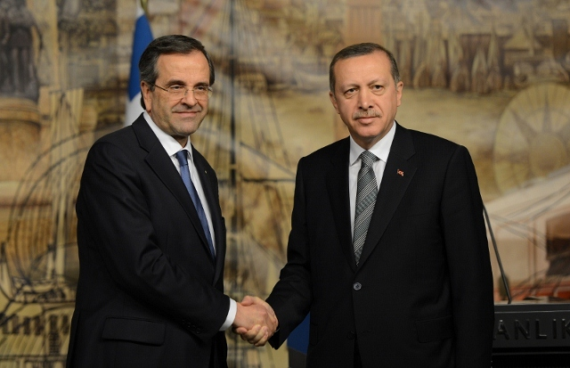 Turkey Greece agreement