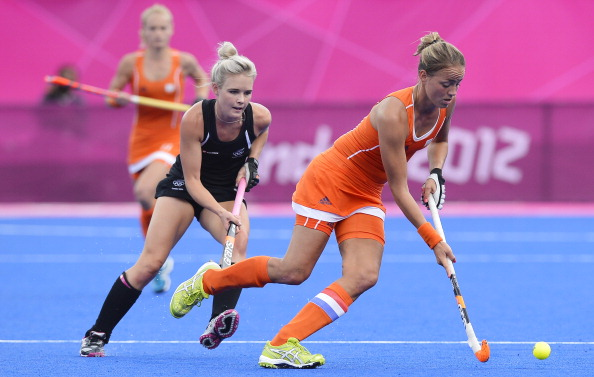 new zealand netherlands hockey 2012