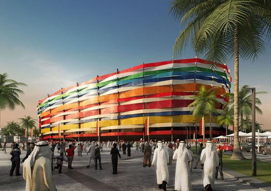 qatar 2022 world cup stadium 190313