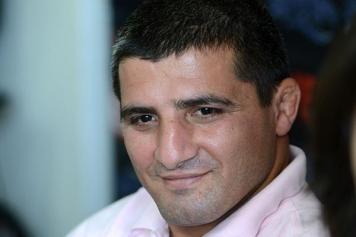 Armen Nazaryan head and shoulders