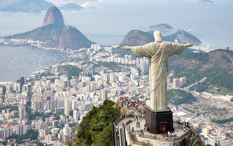 Christ the Reedeemer Rio de Janeiro