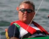 John Twomey sailing