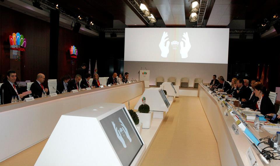 Madrid 2020 IOC Evaluation Commission