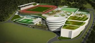 Paralympic Training Centre Sao Paulo