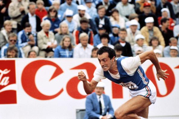 Pietro Mennea Helsinki 1983