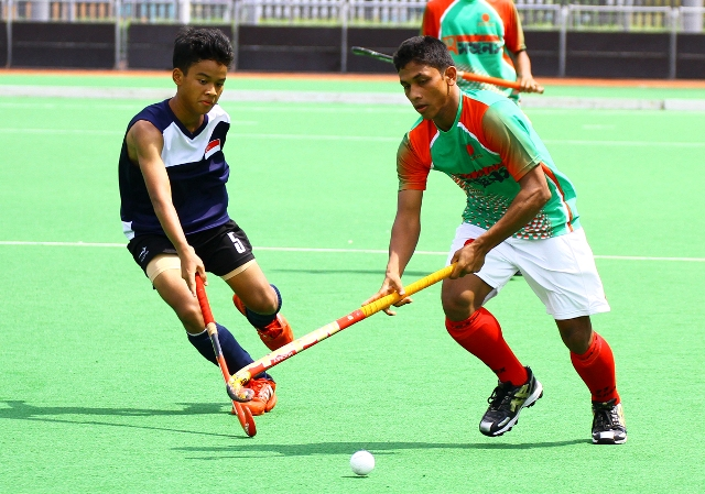 Asian Junior qaulifier