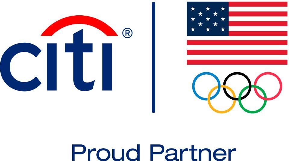 Citi USOC logo