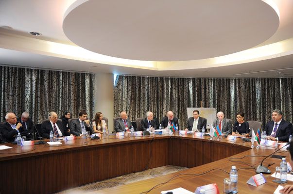 EOC Coordination Commission Baku April 30 2013