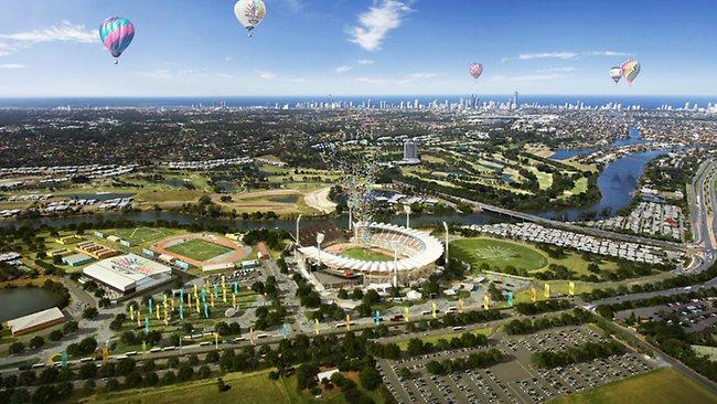 Gold Coast 2018 Park