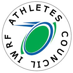 IWRF Athletes Council logo