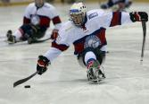 Ice sledge hockey Norway