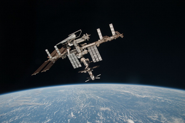 International Space Station 290413