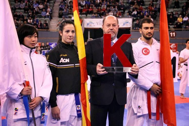Karate 2020 bid