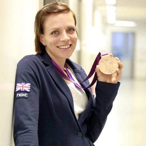 Kate Walsh hockey