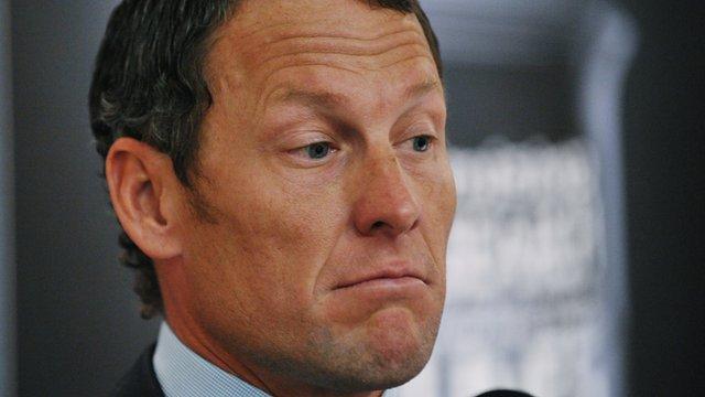 Lance Armstrong profile 2