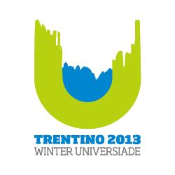 Logo universiade Trentino 2013