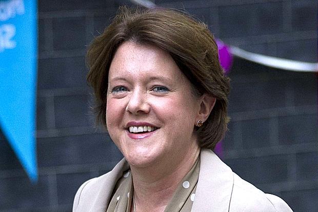 Maria Miller London 2012