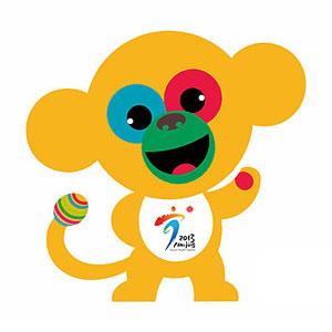 Mascot-Nanjing-2013 5116260012384