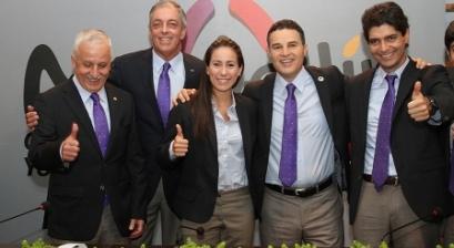 Medellin after IOC Evaluation Commission 3 April 10 2013