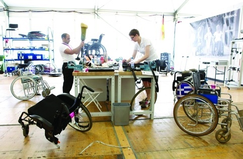 Ottobock Paralympics