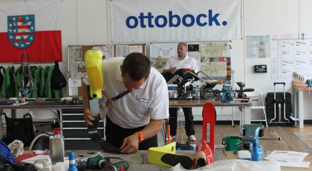 Ottobock workshop 2