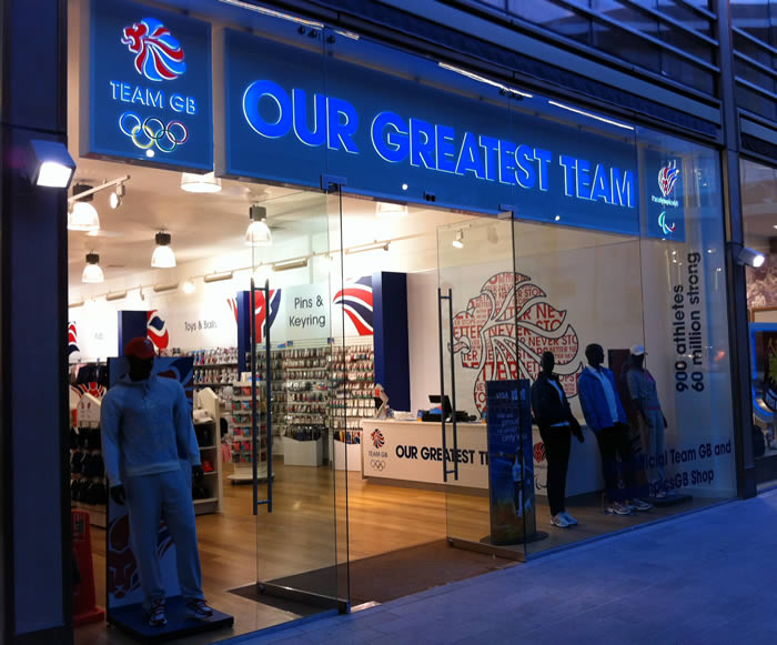 Our Greatest Team shop 2