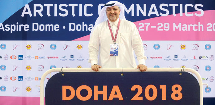 Asian championship doha 2018