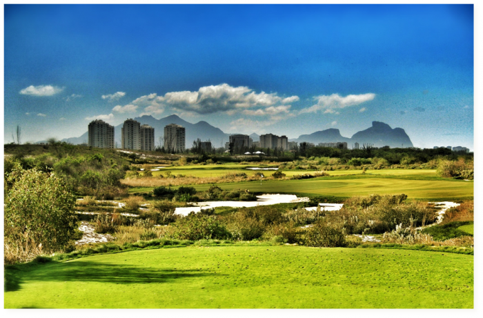 Rio 2016 Olympic golf course 2