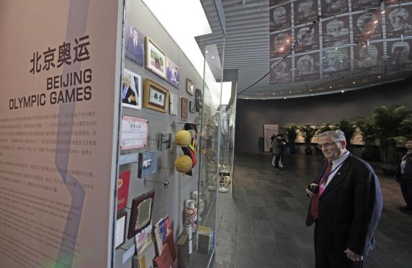 Samaranch Memorial opening 3 Apri 21 2013