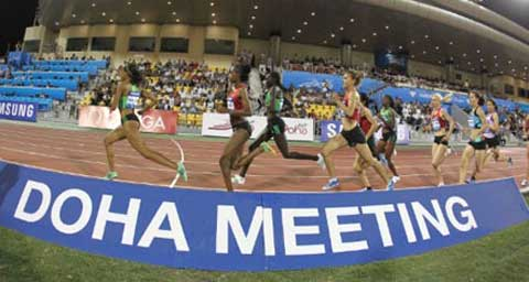 Samsung Diamond League Doha