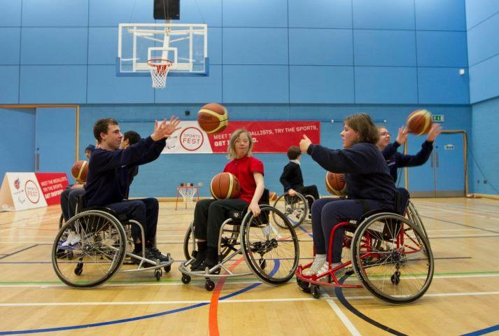 Sheffield Fest Paralympics
