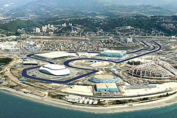 Sochi Formula One1