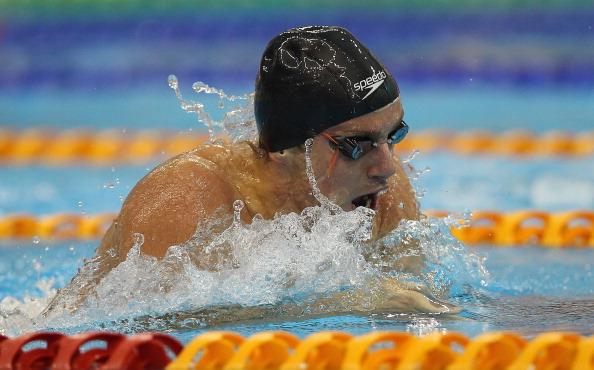 Speedo sponsored athlete Matt Cowdrey 2
