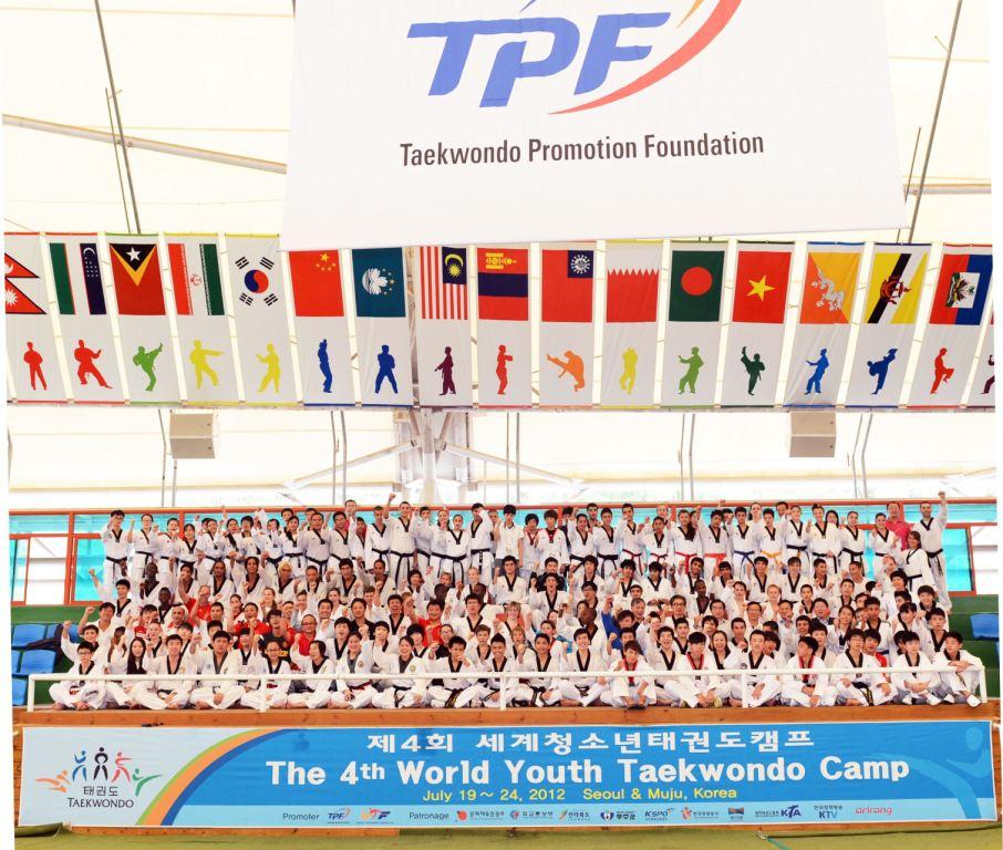 The 4th World Youth Taekwondo Camp July 2012