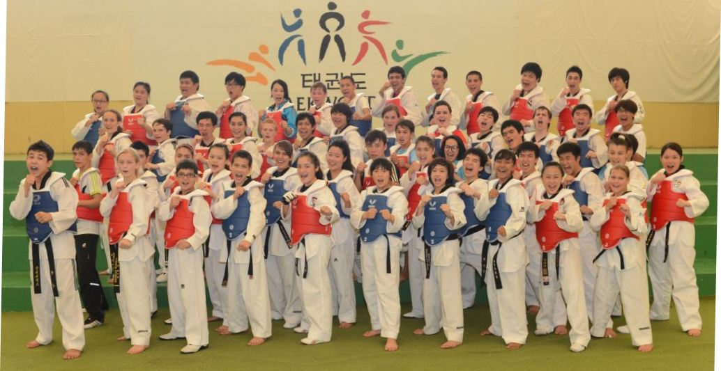 World Youth Taekwondo Camp