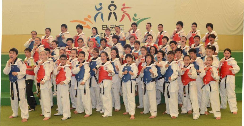 World Youth Taekwondo Camp