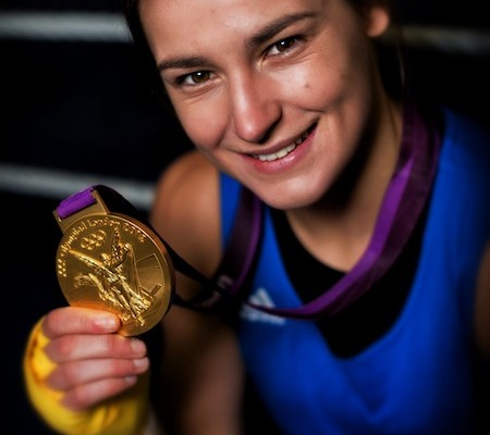 katie taylor gold medal