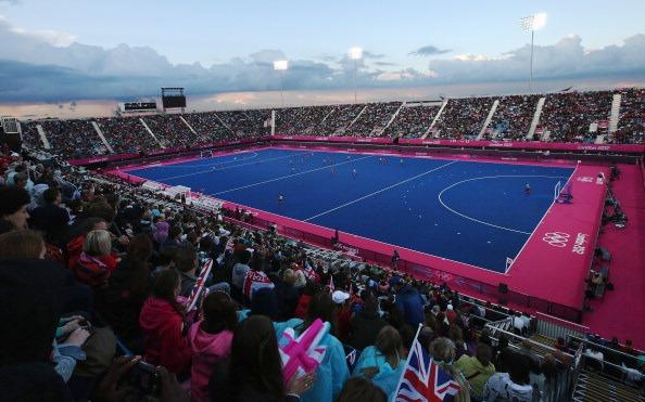 london olympic hockey