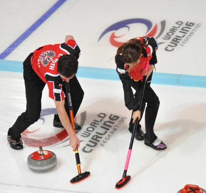 mixed curling worlds
