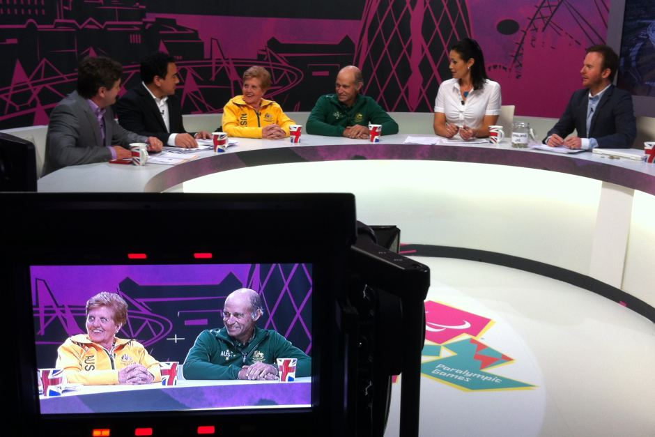 ABC coverage of London 2012 Paralympics