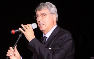 Stefano Bosi speaking