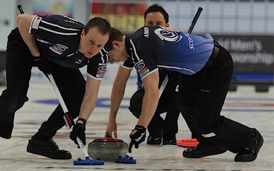 scotland world curling